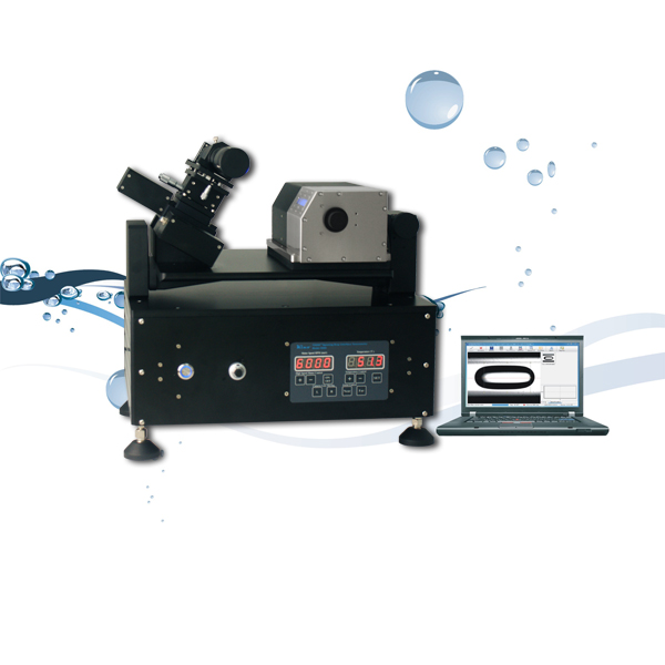 spinning drop interfacial tensiometer interface tension meter for measurement of interface tension
